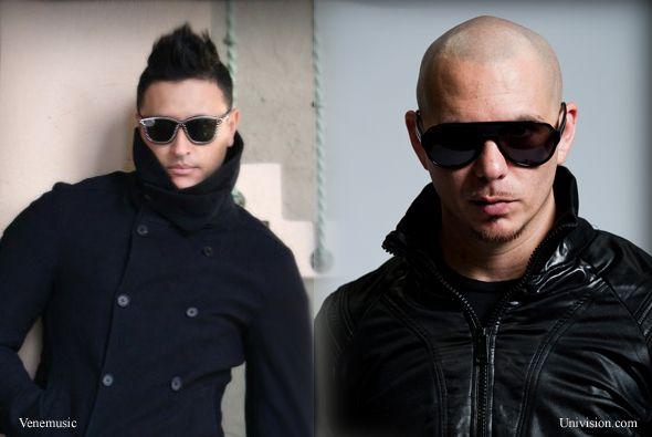 Elvis Crespo y Pitbull lanzaron una nueva versión del éxito noventero So...
