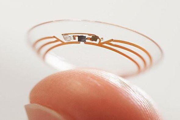 Google glass fue el primer paso, ahora el gigante informático prepara un...