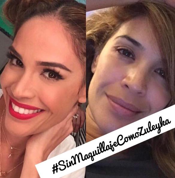 """Ana Patricia, Karla Y Francisca Se Muestran """"sin Maquillaje"""" Como Zuleyka"""