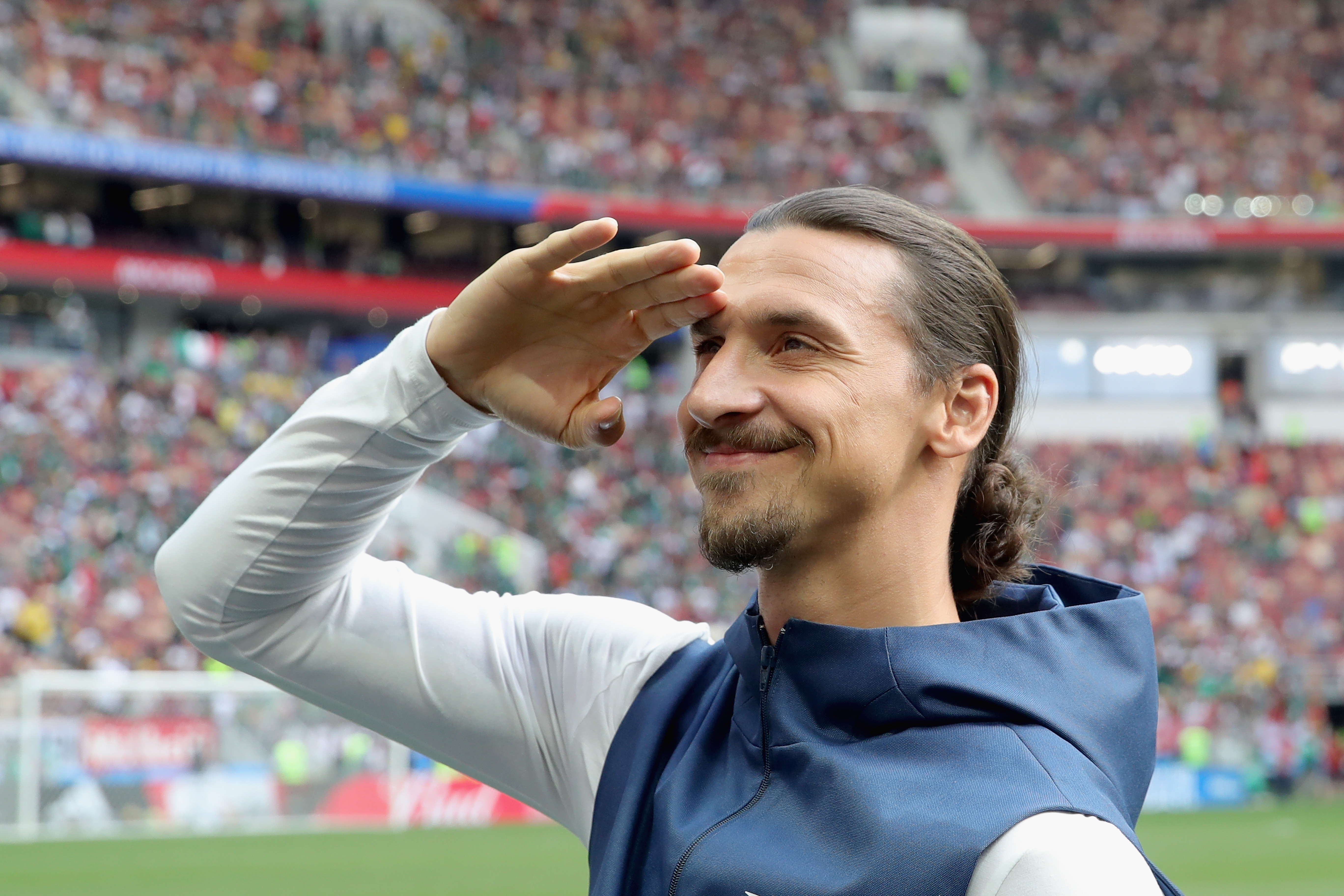 "Zlatan said: ""If he goes back to PSG he will be the leader"""