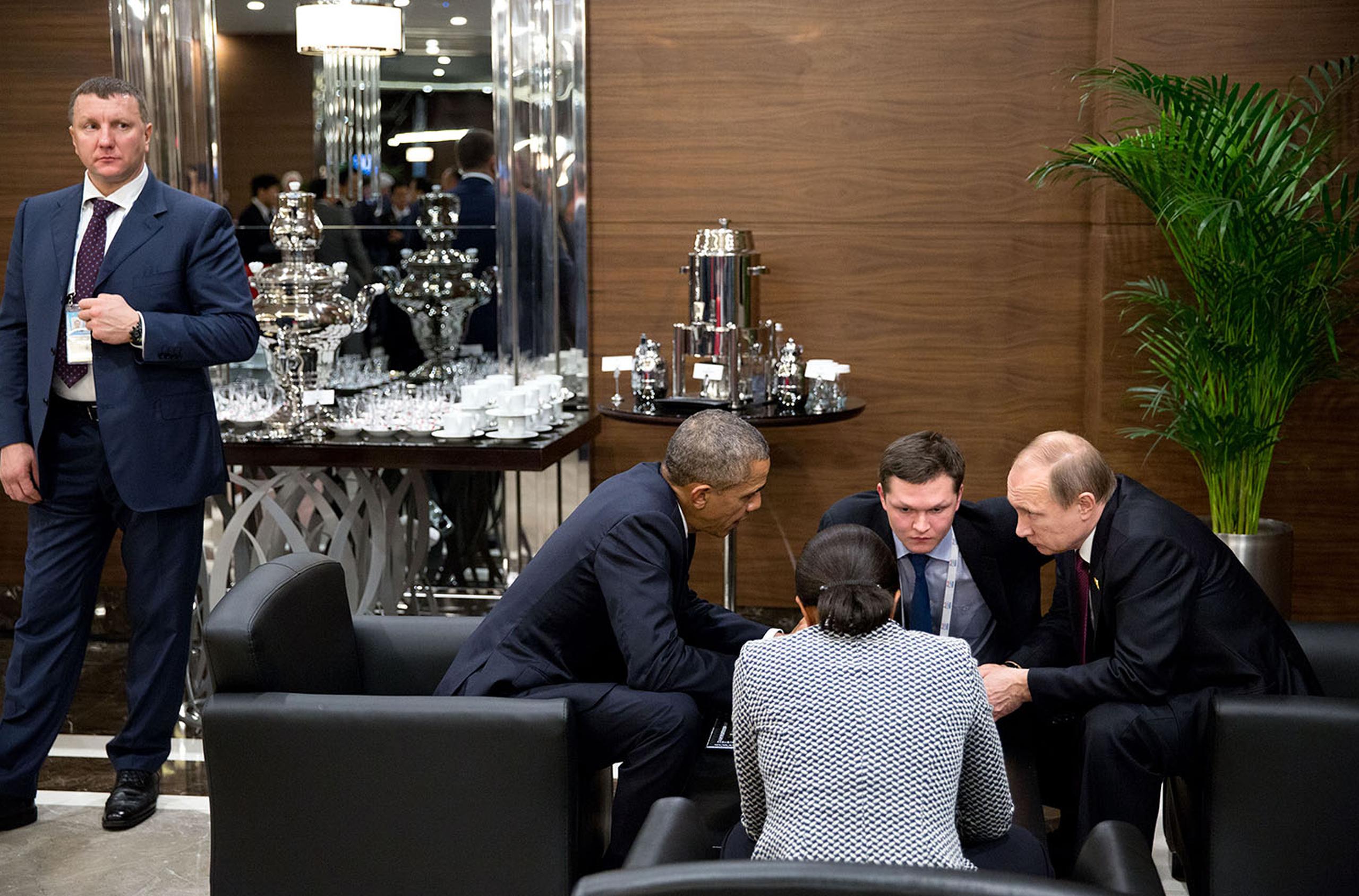 La carrera contrarreloj del presidente Barack Obama por proteger ...