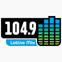 Logo Houston Latino Mix 104.9