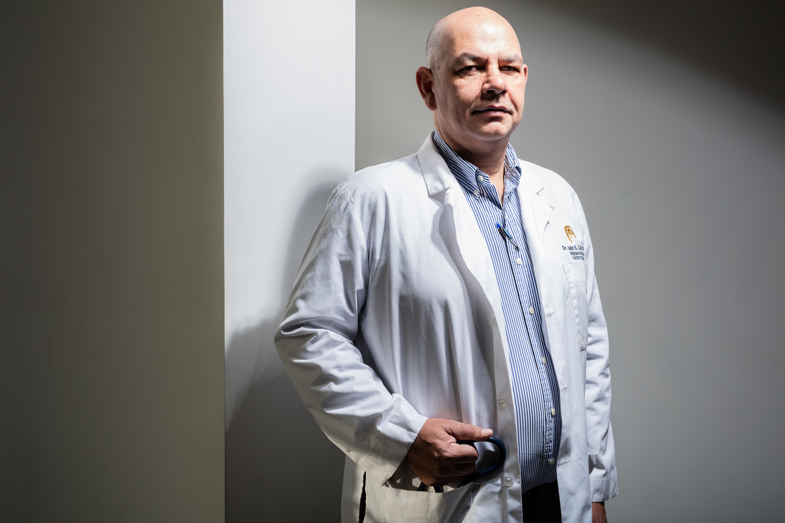 For doctors in venezuela the simplest disease can become a tragedy univision