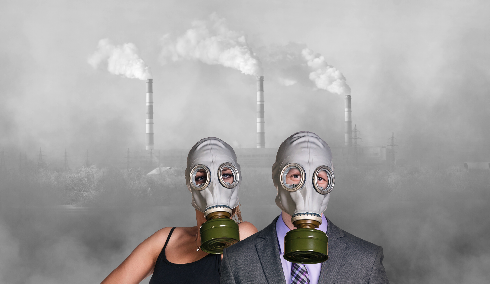 El daño que la contaminación le hace a tu piel y los ...