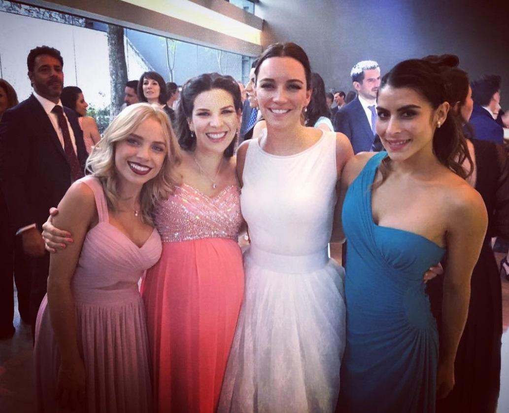 La hija de \'La Familia P. Luche\' se casó en la vida real sin Eugenio ...