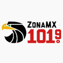 Logo  Los Angeles Zona MX 101.9