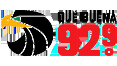 Qué Buena 92.9 FM Inicio santantonio-92.9-que-buena@2x.png