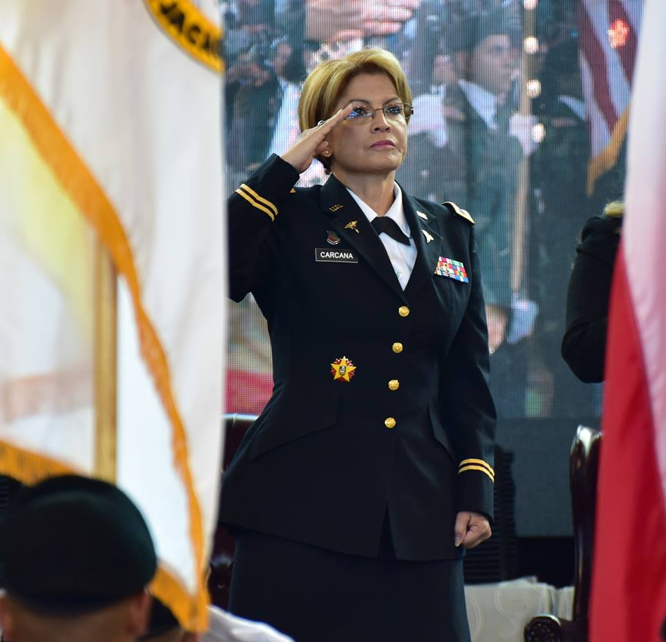 Confirman A La Primera Mujer Al Frente De La Guardia Nacional
