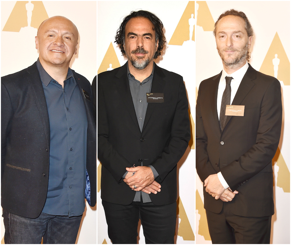 Amar A Muerte Capitulo 25: Iñárritu, Hernández, Lubezki: La Historia De Una