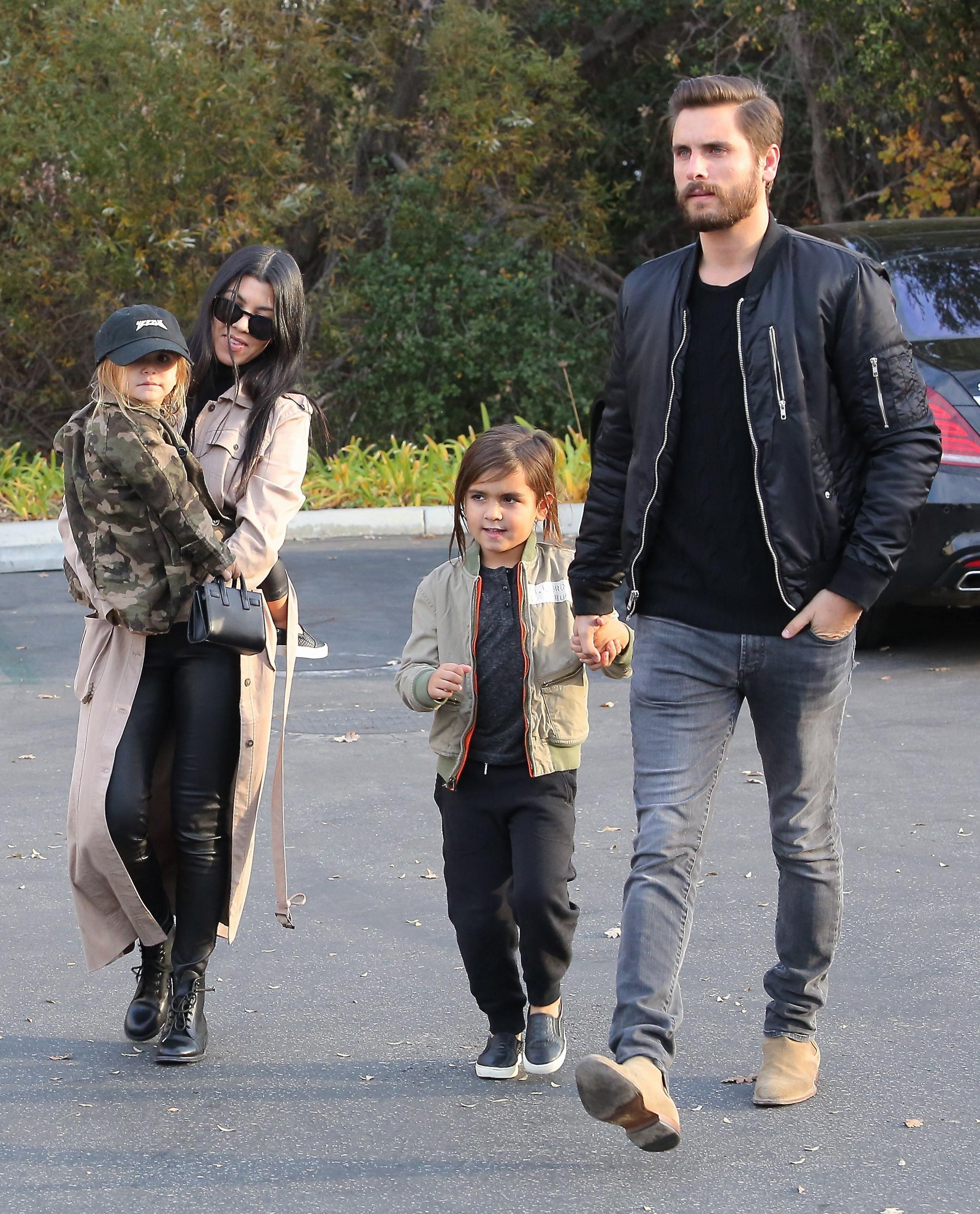Amar A Muerte Capitulo 29: Kourtney Kardashian Y Scott Disick Vuelven A Reunirse