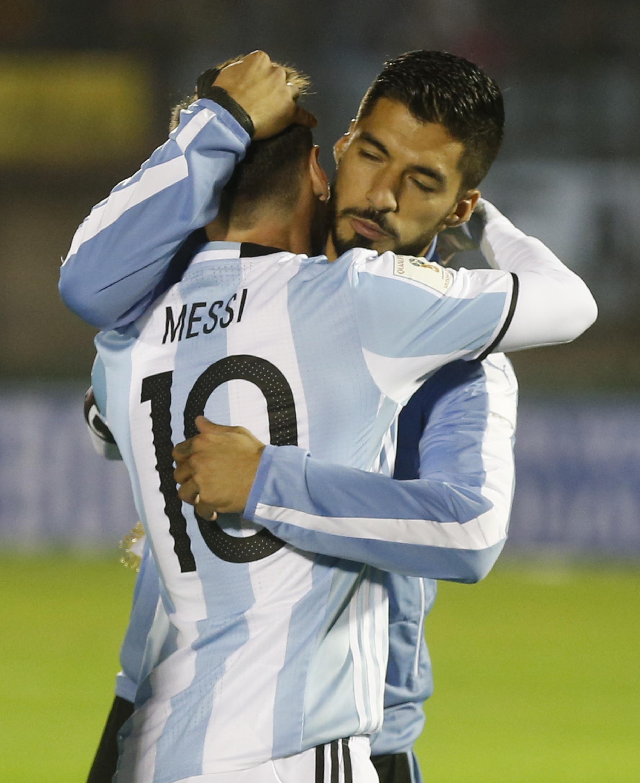 Messi Y Suárez Imponen Récord Goleador En Las Eliminatorias Sudamericanas