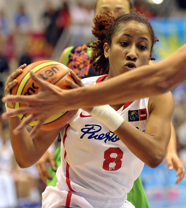 Crece El Apoyo A Carla Cortijo En Ruta A La WNBA