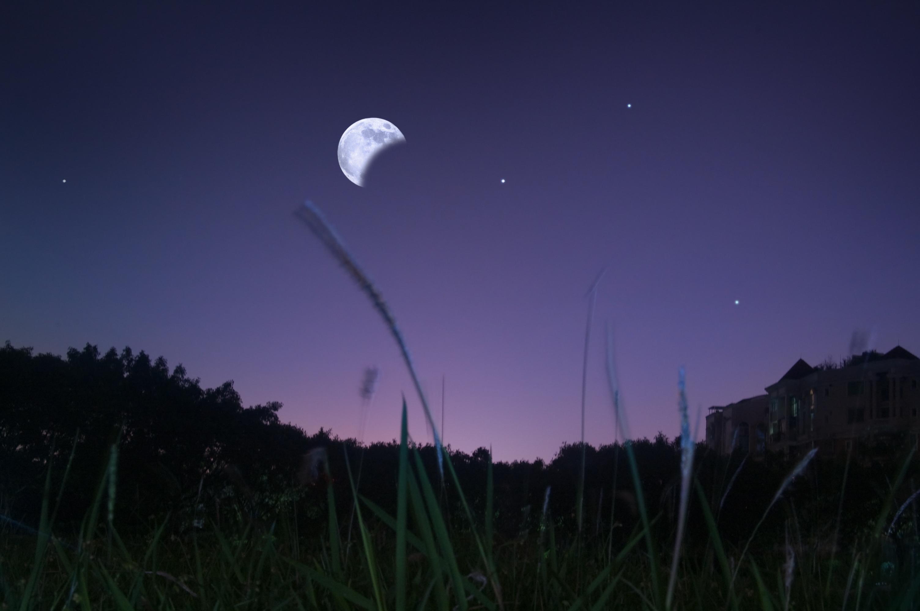 Las fases de la luna tienen beneficios para ti - Univision