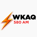 Logo Puerto rico WKAQ 580 AM