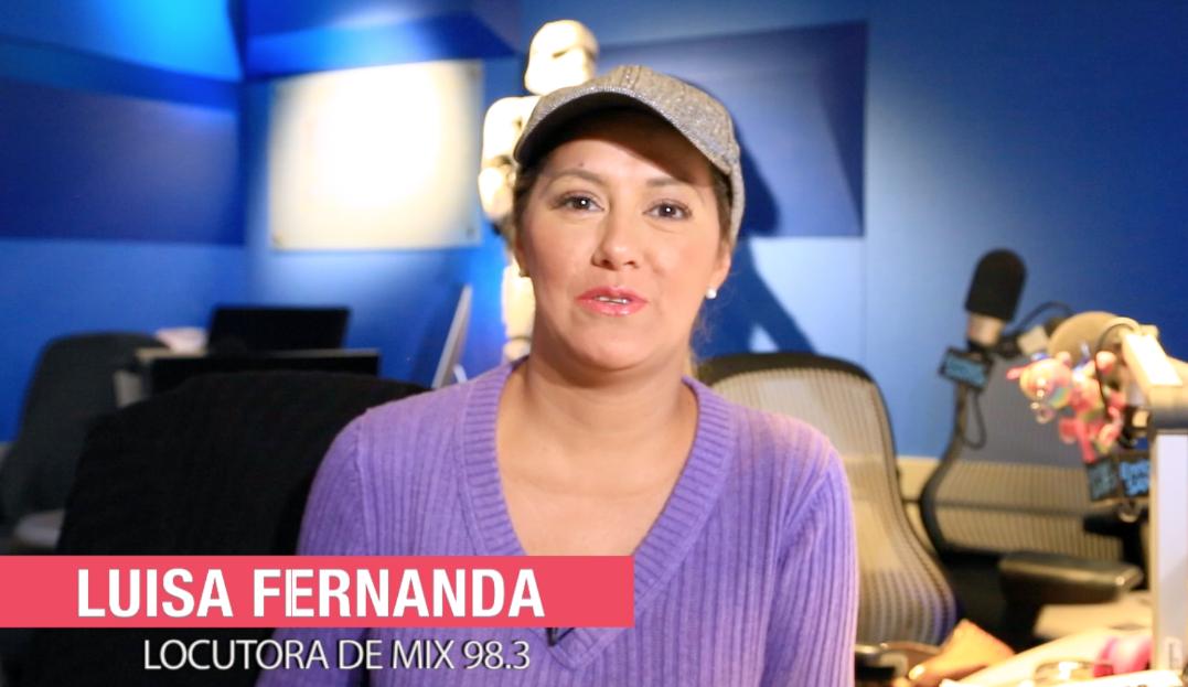 Juan Gabriel marcó la carrera artística de Luisa Fernanda - Mix 98.3 FM - Univision