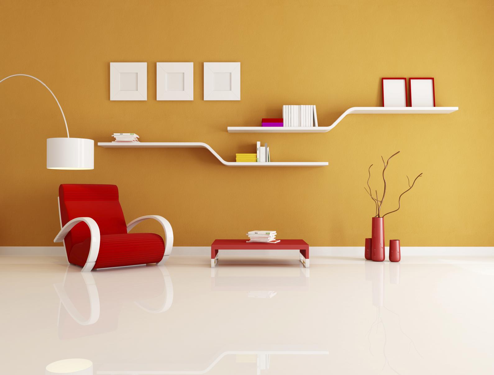 utipsu para decorar con repisas modernas univision