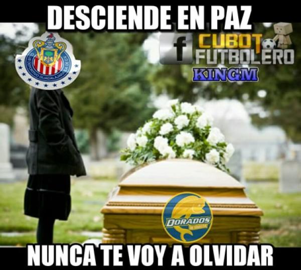 Los Memes Festejan A Las Chivas Y Se Burlan De La Caída De Pumas