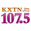 KXTN 107.5 Logo