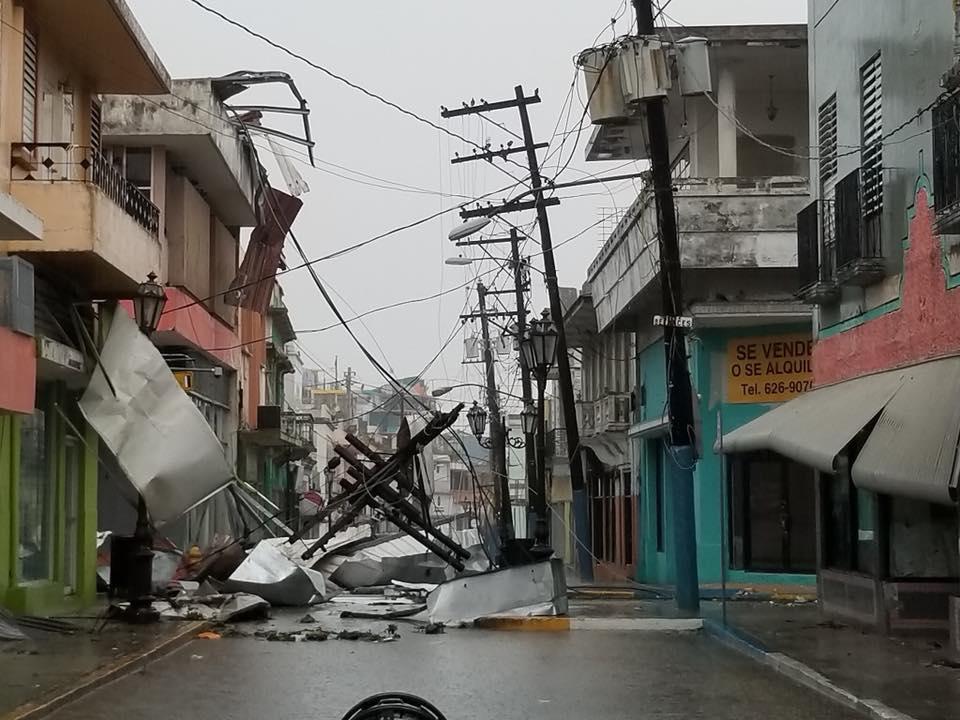 Manat puerto rico despu s del paso del hurac n mar a - Puerto rico huracan maria ...