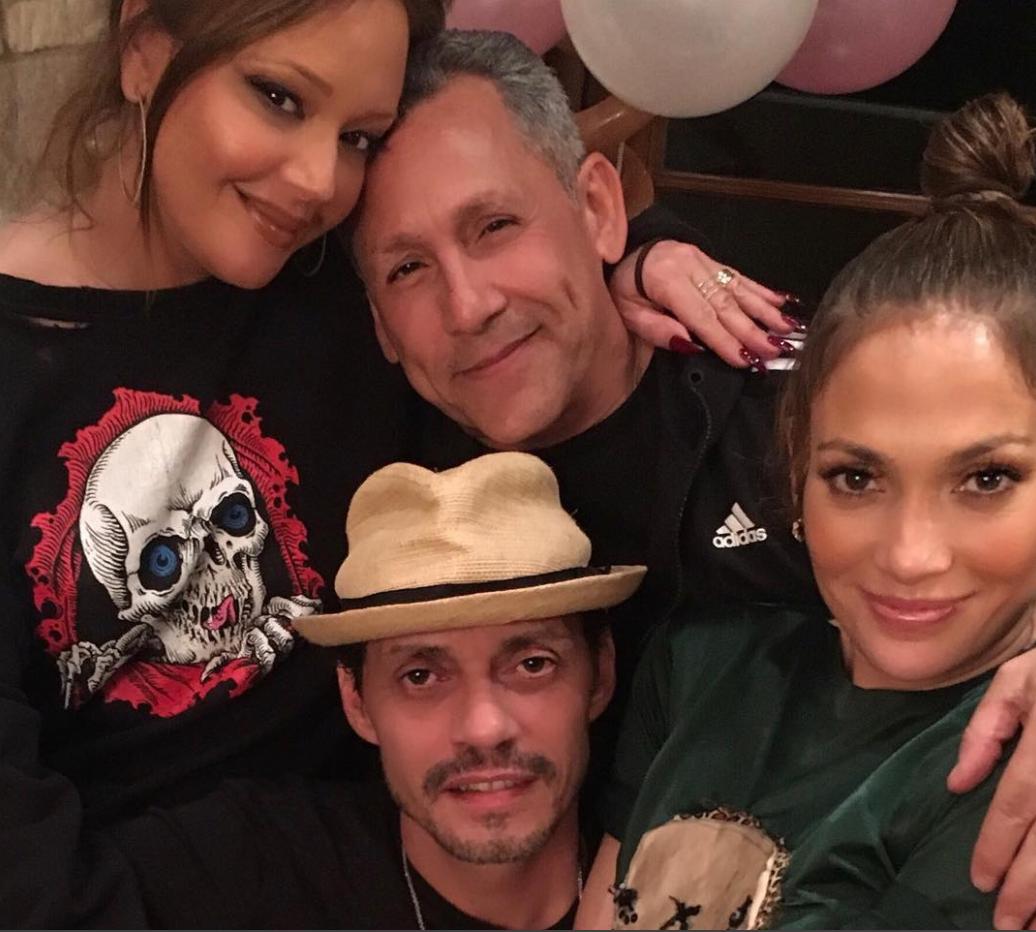 Amar A Muerte Capitulo 6: Jennifer Lopez Y Marc Anthony Celebran Juntos El