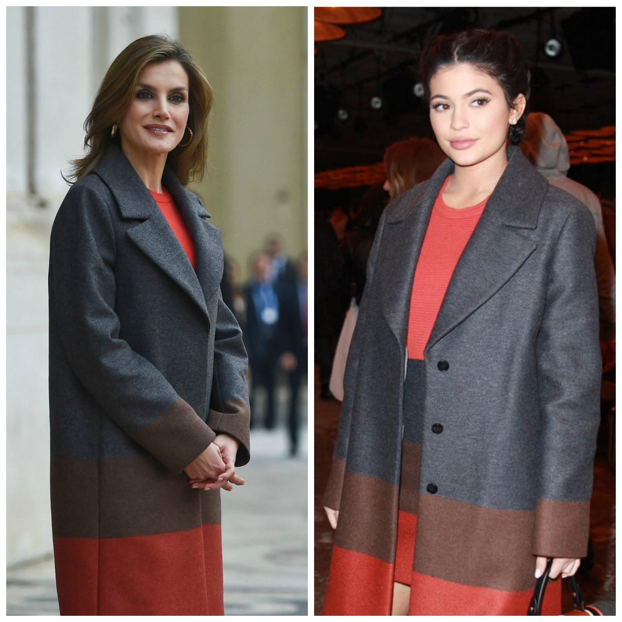 ¿Qué Tienen En Común La Reina Letizia Y Kylie Jenner? Este Vestido En Su Guardarropa