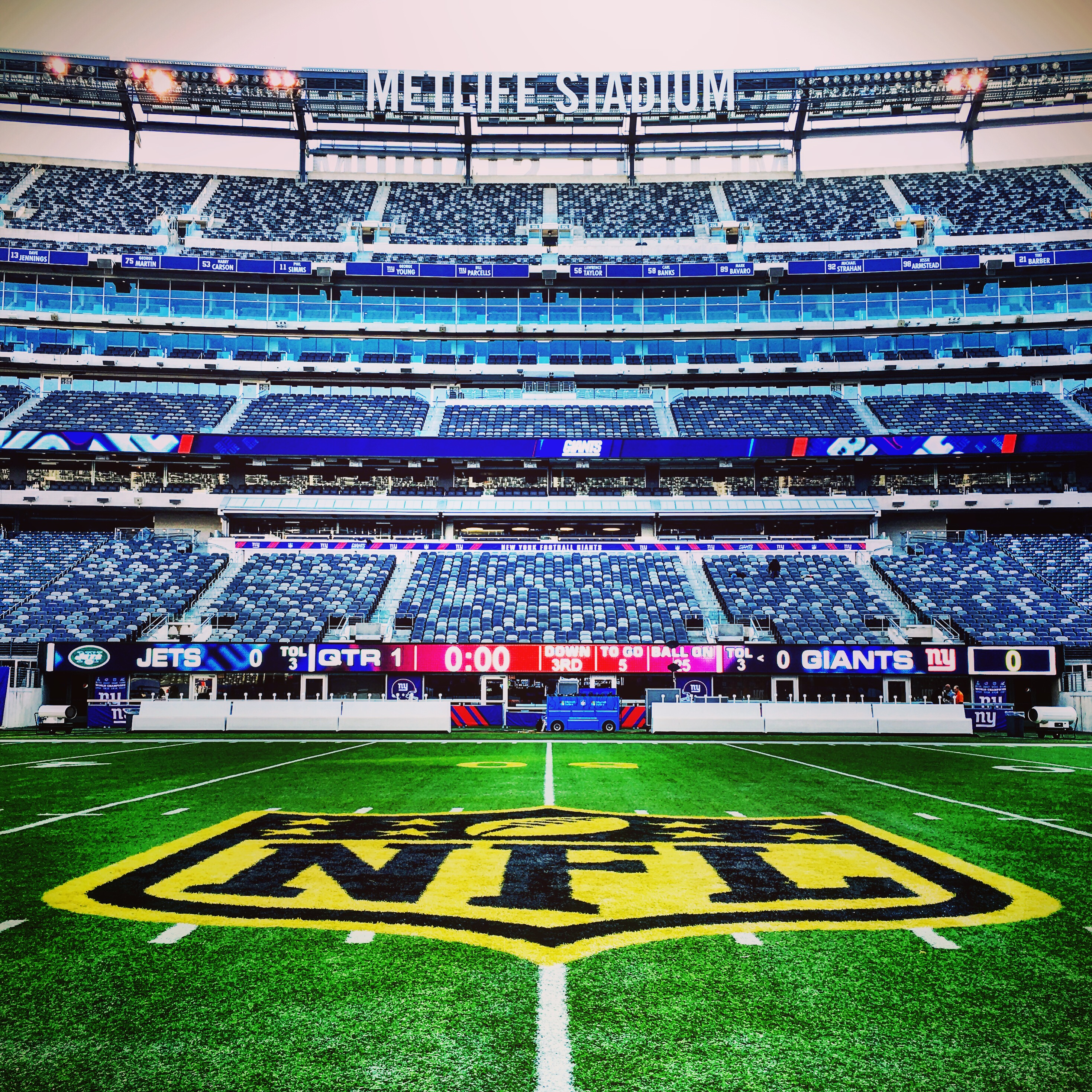 MetLife Stadium De New Jersey, El Gigante Ecológico De Los Giants Y Los Jets