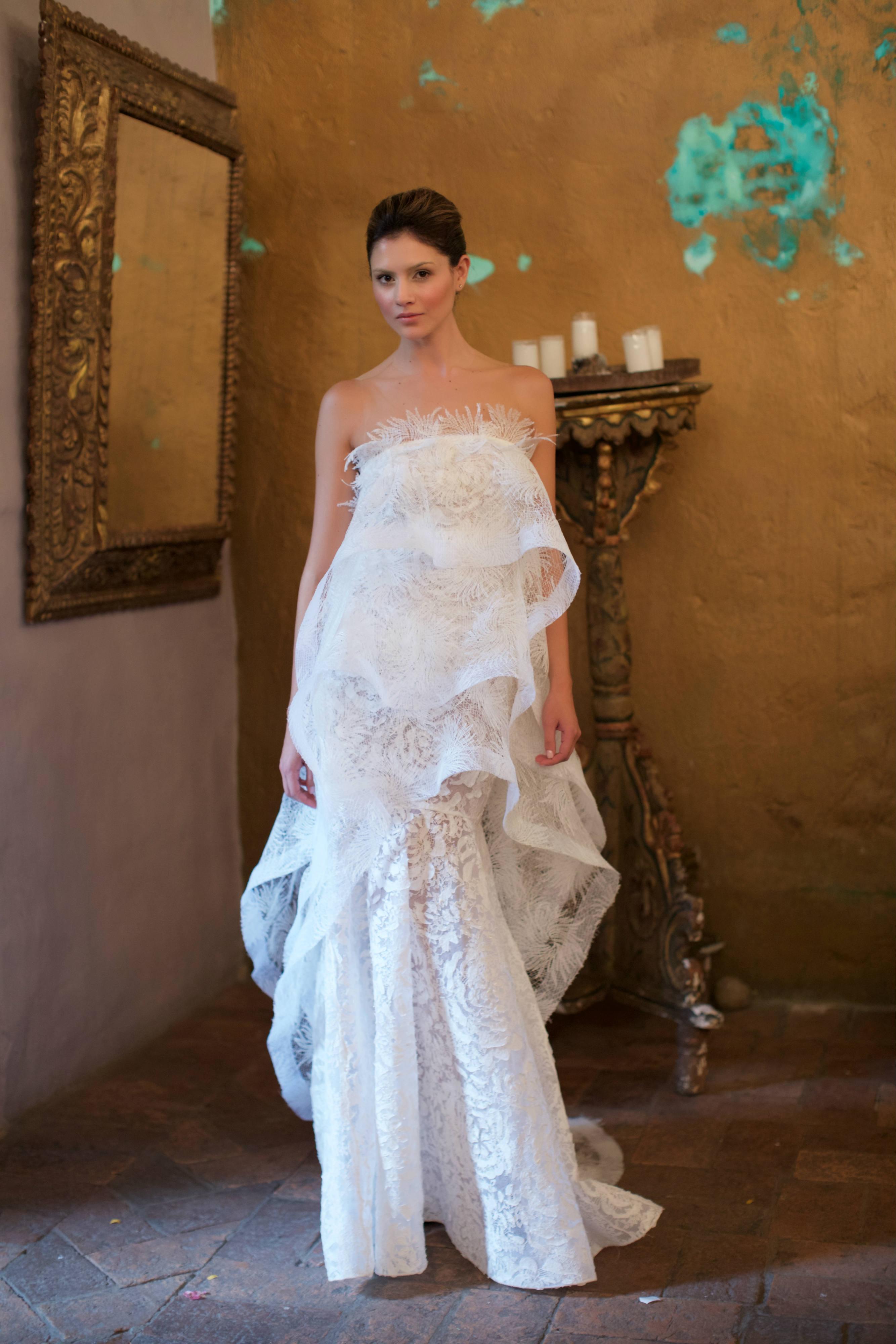 La novia perfecta, según Silvia Tcherassi - Univision