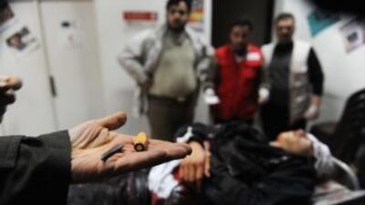 Al menos 20 personas, entre ellos tres menores, murieron en distintos at...