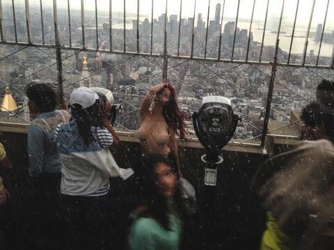 Los dueños del célebre edificio neoyorquino demandaron a A...