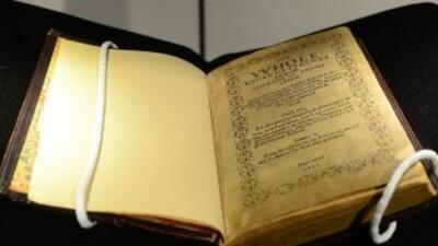Podría ser el libro más caro de la historia con un valor entre 15 y 30 m...