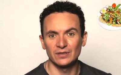 Fonseca nos cuenta cuál es su comida favorita (video)