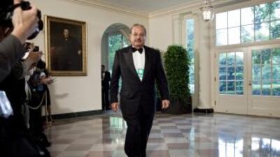Carlos Slim ofreció una fiesta de bodas impresionante para su hijo Carlo...