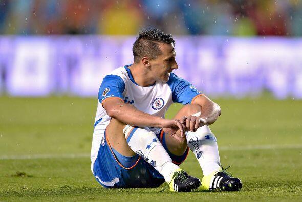 Christian Giménez es el otro de los elementos que Cruz Azul tiene como r...