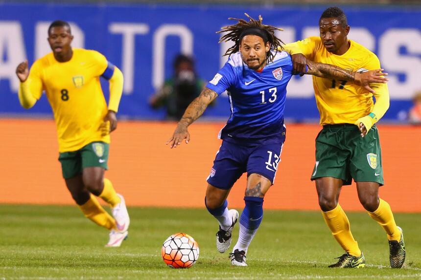 Así les fue a los jugadores de la MLS en la fecha FIFA GettyImages-49705...