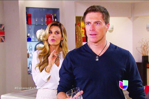 Isabela no conoce la fidelidad y le pone los cuernos a Fernando con su p...