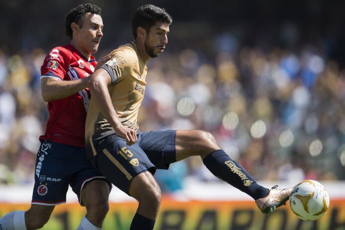 Lo mejor y lo peor del Pumas vs Veracruz y Toluca vs Puebla en los CFV