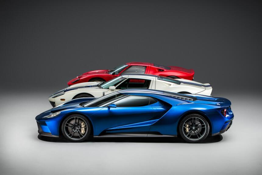 Ford v. Ferrari: La enemistad que creó una leyenda All-NewFordGT_26_HR.jpg
