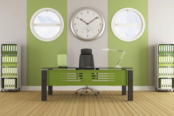 La oficina. Si trabajas en casa, podrías aumentar tu productividad y cre...