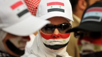 La revuelta de Siria comenzó el 15 de marzo de 2011, inspirada en los mo...