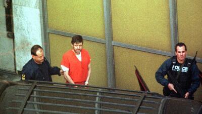 Theodore Kaczynski, apodado Unabomber fue el artífice de 16 bomba...
