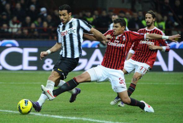 Pero Juventus buscó el empate y nunca se quedó esperando.