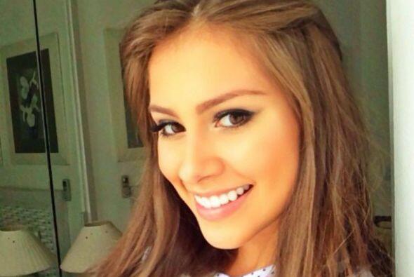 Gabriella Lenzi supuestamente es la actual novia del jugador brasilero N...