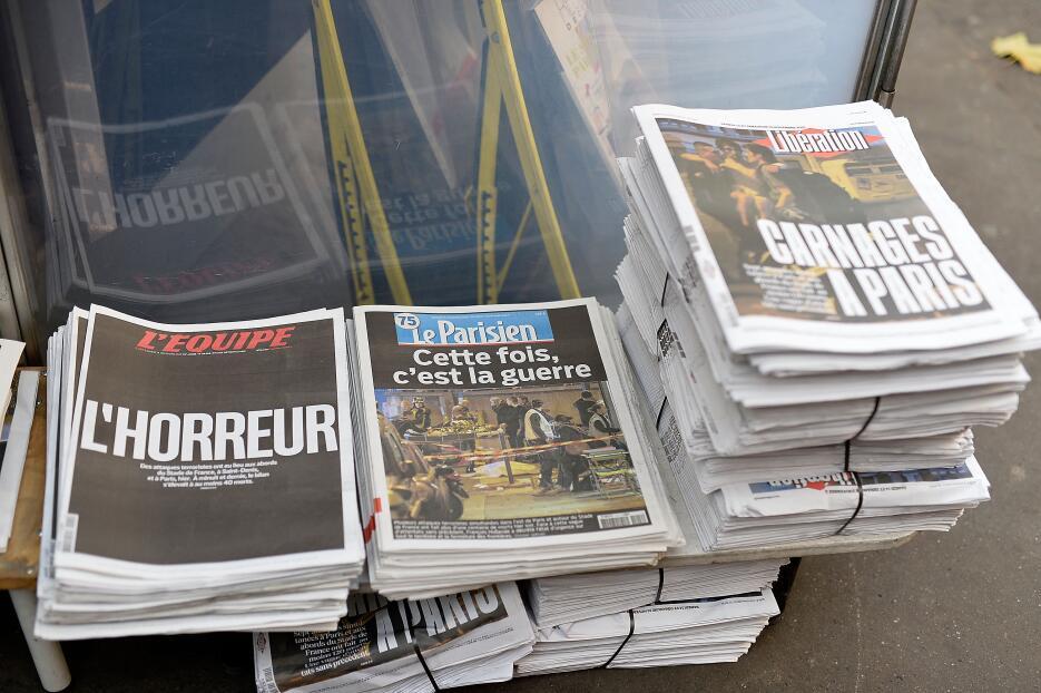 Terror en París