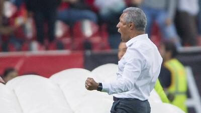 Para Roberto Hernández, a su equipo sólo le falta mejorar la definición