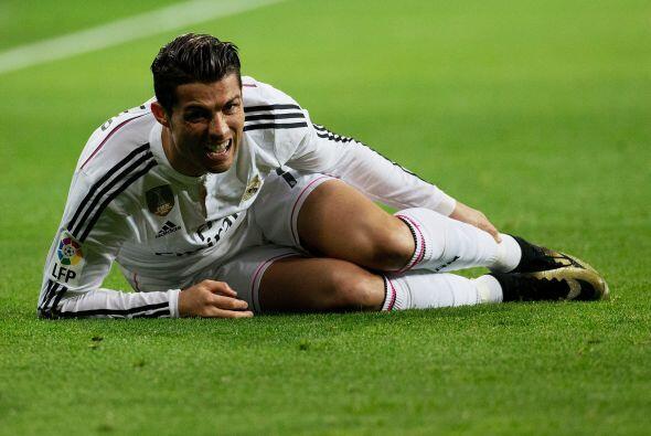 El Madrid acabó tendido la primera mitad con el 1-1 al descanso y con el...