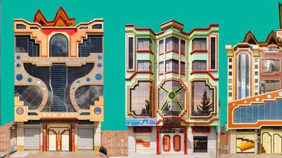 In photos: The 'cholets,' a symbol of new wave andean architecture in Bolivia