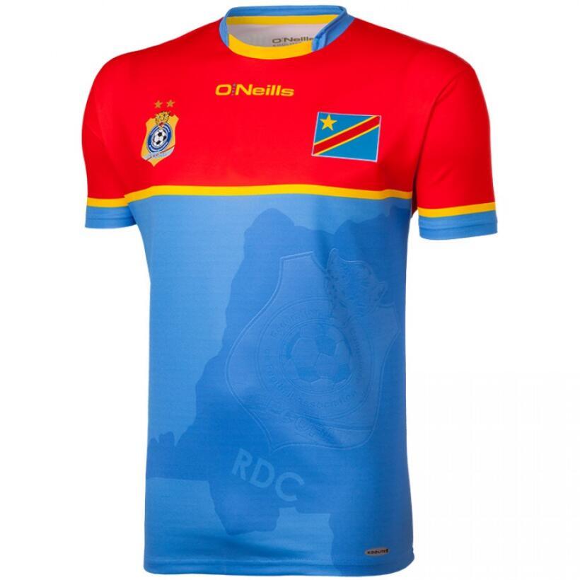 Si bien los colores de la República Democrática del Congo no son favorab...