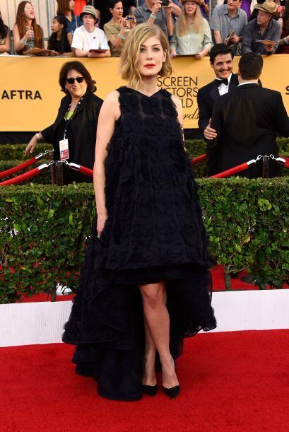 Rosamund Pike, nominada por 'Gone Girl'.