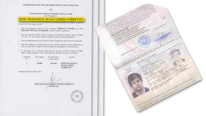 Mossack Fonseca tiene una lista de personas o empresas a las que no pres...
