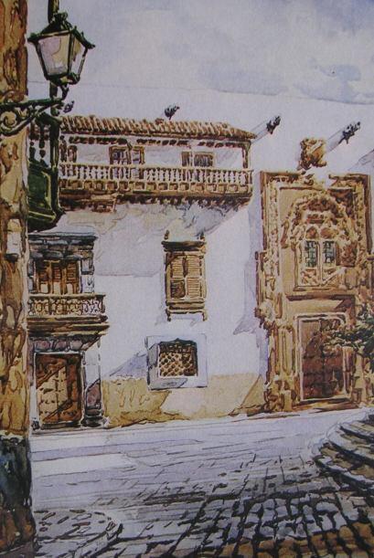 """""""Colón le escribe a Juana de la Torre"""", indica la escri..."""